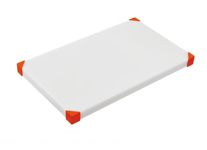 Cut Board 604X404X24Mm Red
