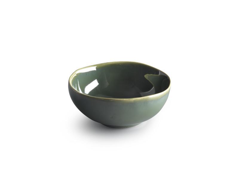 Bowl 11xH4,8cm green Chic Mix 6