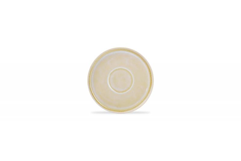 Saucer 16cm for cup 0,23l Gold Glister 6