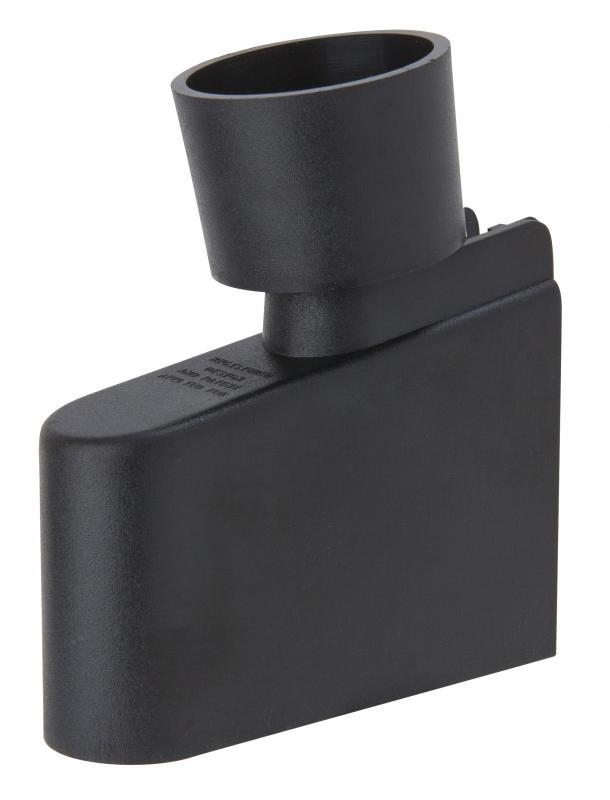 Euro Adaptor (1031/550/1228/1235) Black