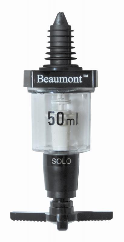 50ml Black Solo Measure