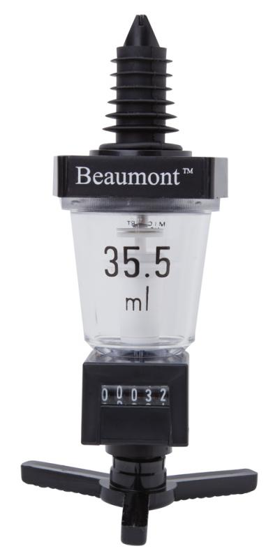35.5ml Black Solo Counter VERIFIED for use in Eire