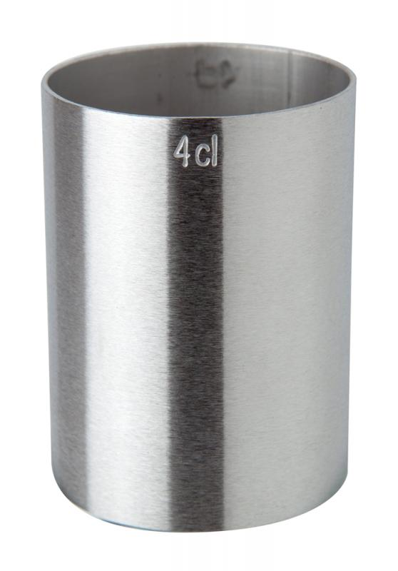 4cl Stainless Steel Thimble Measure
