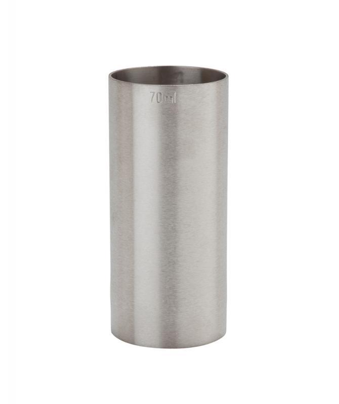 70ml St/Steel Thimble Measure CE