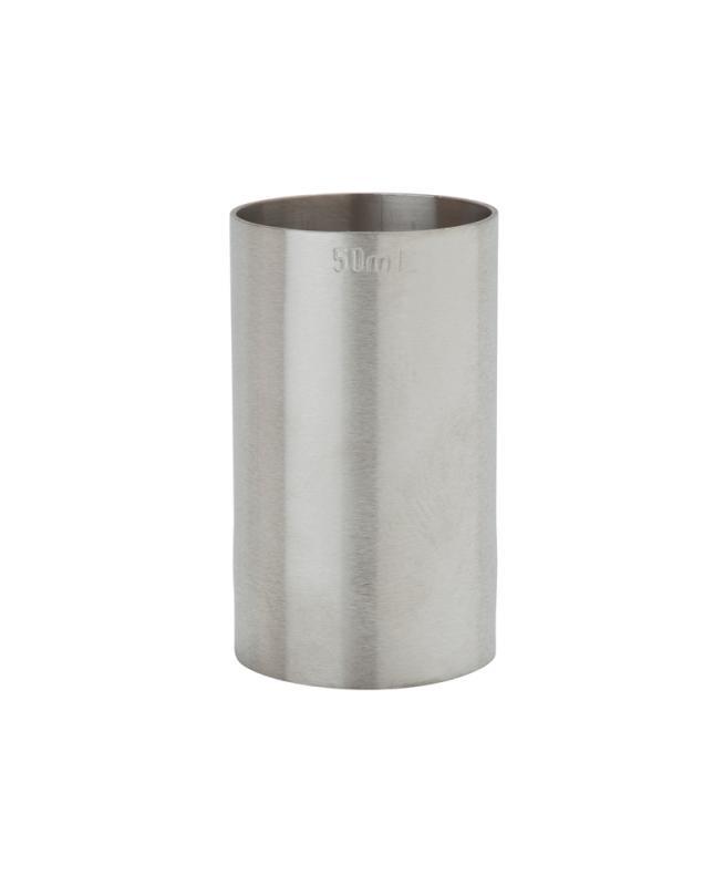 50ml St/Steel Thimble Measure CE