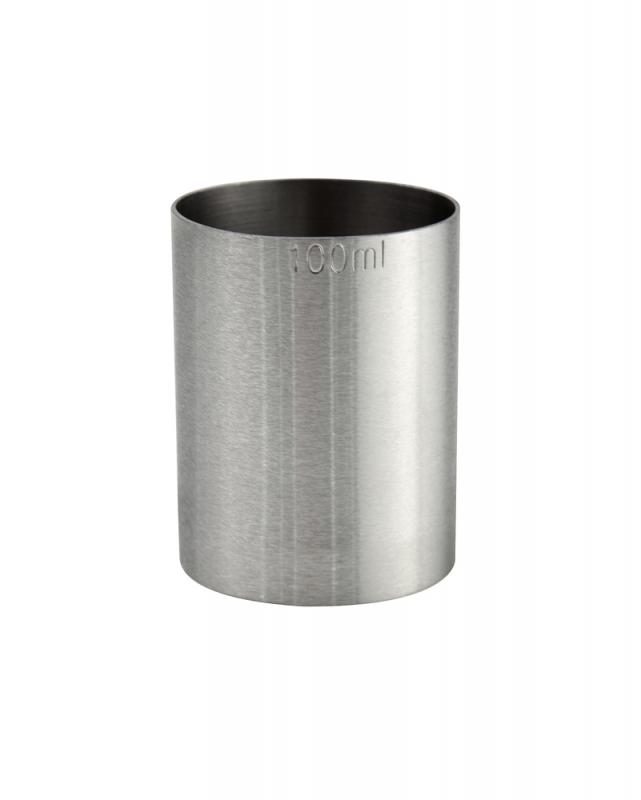 100ml Stainless Steel Thimble Measure