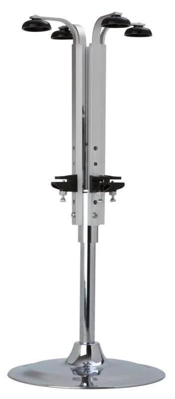 Rotary 4 Bottle Stand Heavy Base