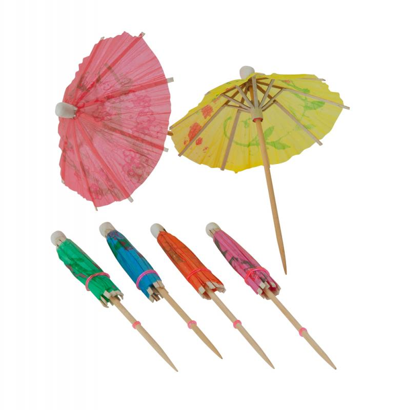 Cocktail Parasols 144PK