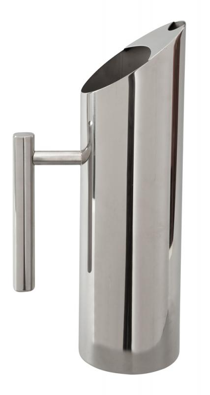 1.5 Ltr Stainless Steel Water Jug - Polished Finish