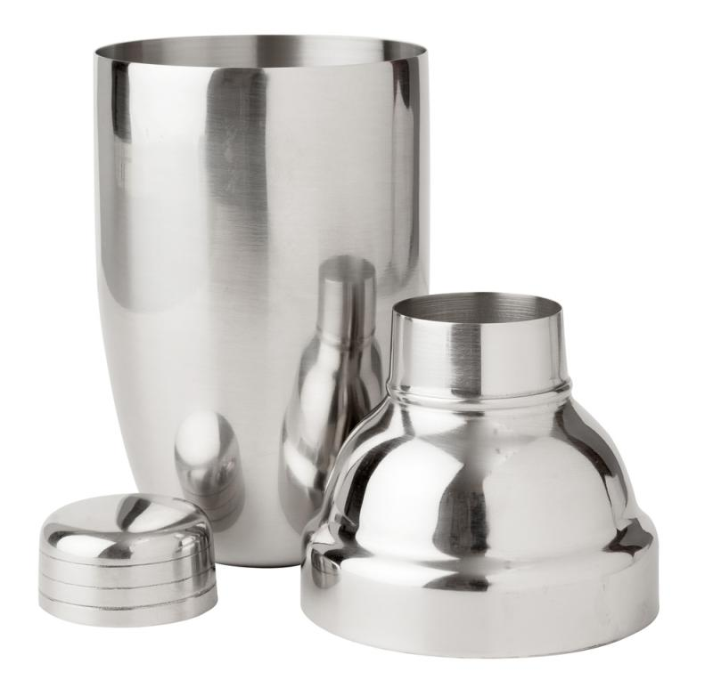 Piccolo Cocktail Shaker 600ml Stainless Steel