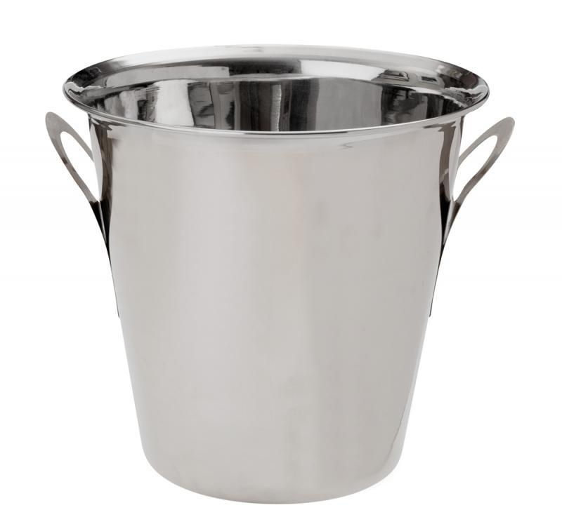 Stainless Steel Tulip Wine Bucket - 4.5 litre