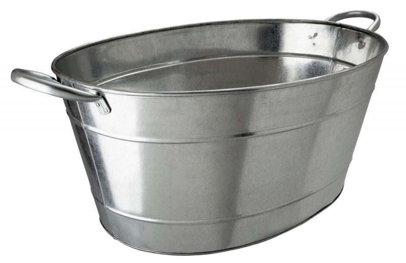 Galvanised Steel Beverage Tub