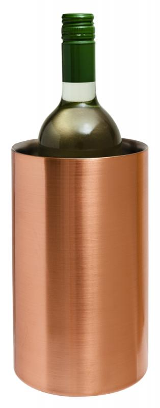 Stainless Steel Wine Cooler COPPER PLATED