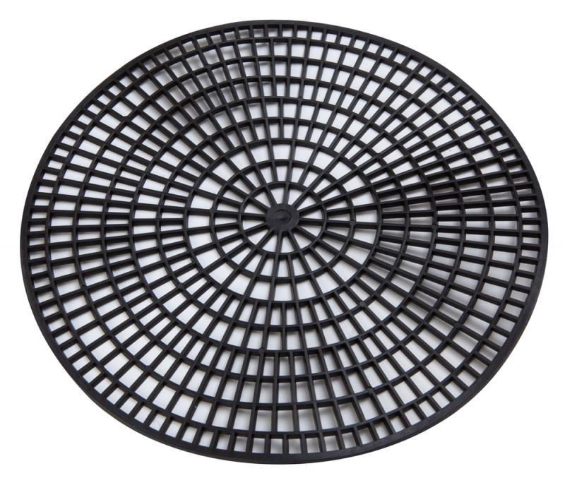 Non Slip Mat for 11 Inch Service Tray - Black