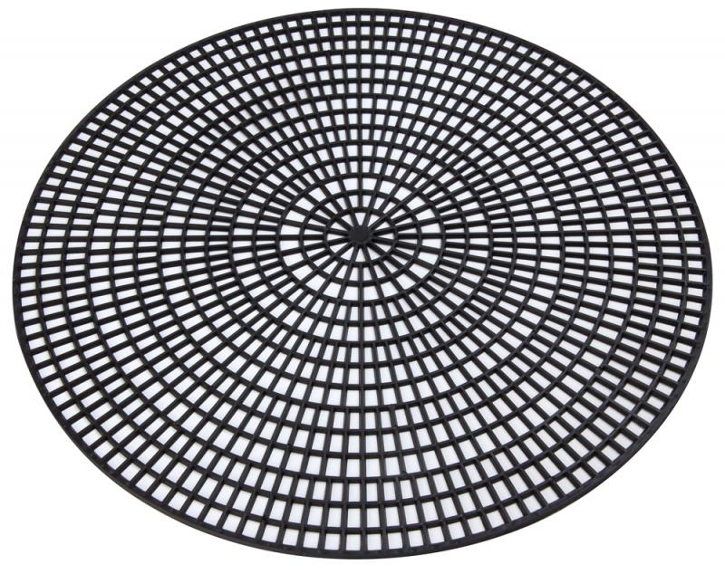 Non Slip Mat for 16 Inch Service Tray - Black