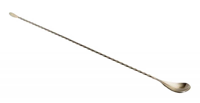 Collinson Spoon 450mm Antique Brass Plated