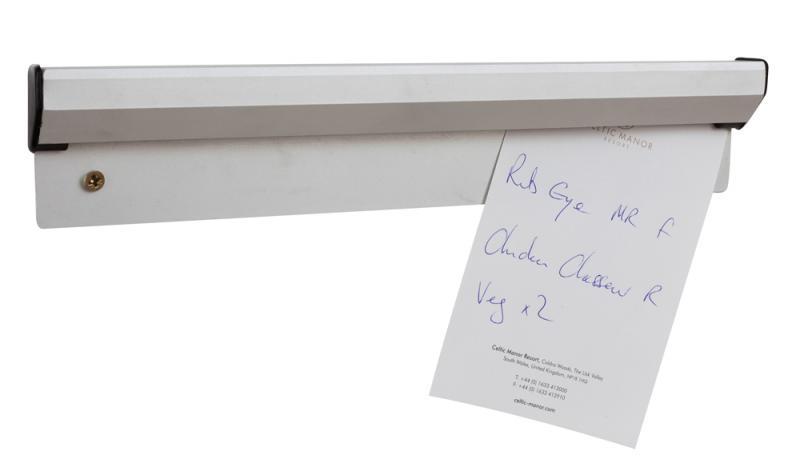 12 Inch Aluminium Order / Tab Grabber