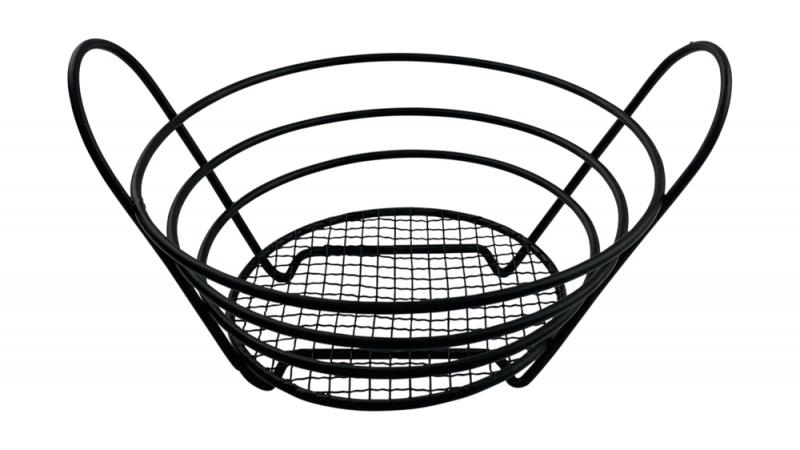 Bread Basket 8 Inch With Handles