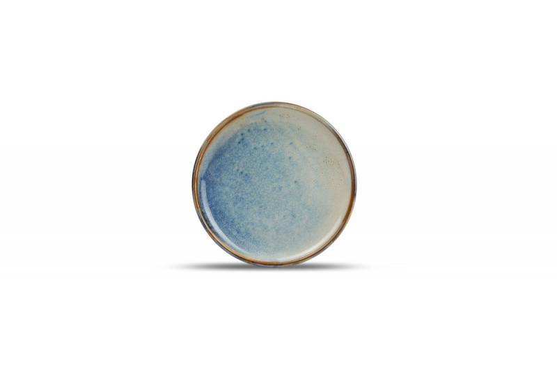 Plate 15cm blue Nova