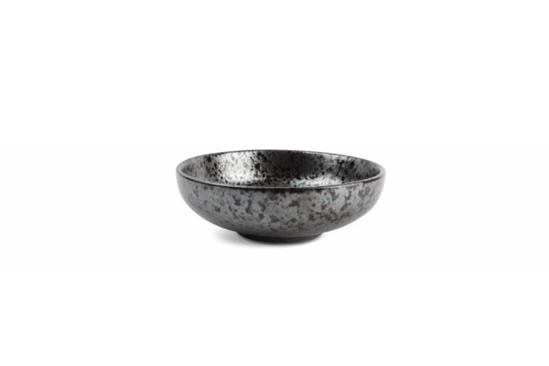 Bowl 18xH5,5cm Oxido Black 4