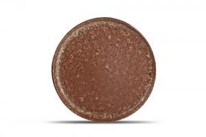 Plate 28,5cm Oxido Rusty 4