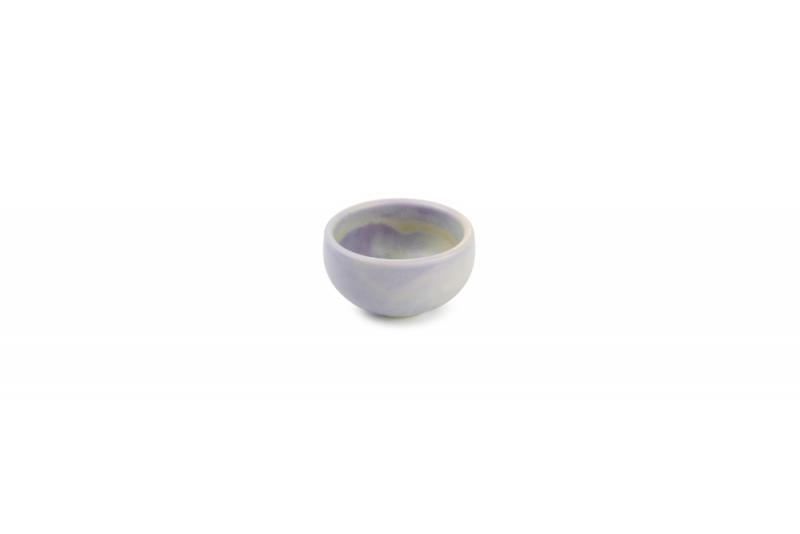 Bowl 6,5xH3cm lavender Volta