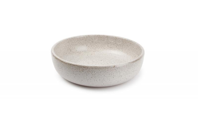 Baking dish 20xH5,5cm beige Forno