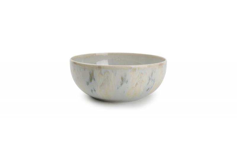 Bowl 16xH5,5cm ocean Vague