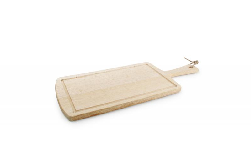 Serving board 54x21cm with groove Dura 1
