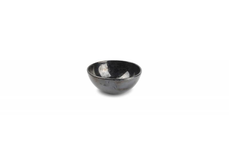 Bowl 10,5XH5cm charcoal Cala 4