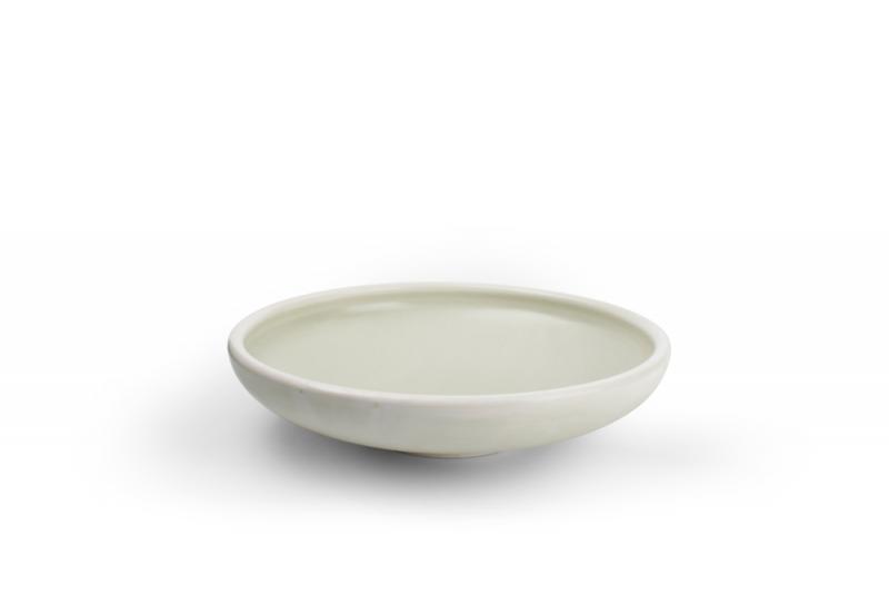 Bowl 25xH6cm round Jade 4