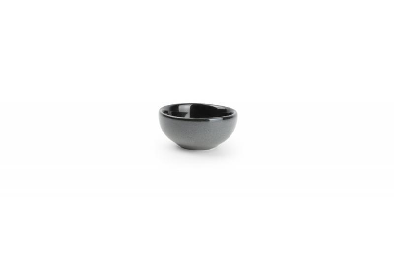 Bowl 7xH3cm grey Ash