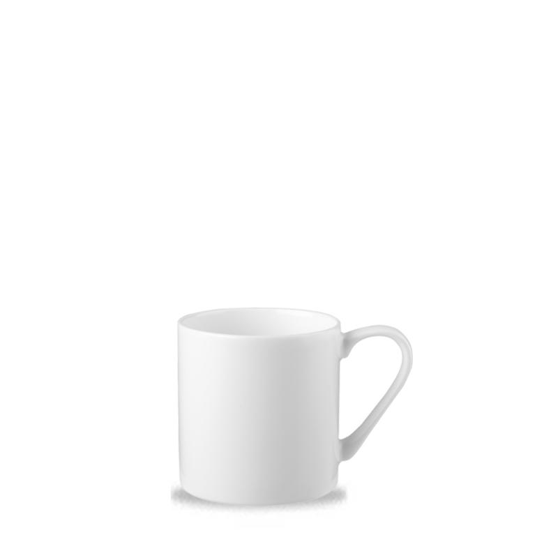 Alc Ambience White Can Mug 10Oz Box 6