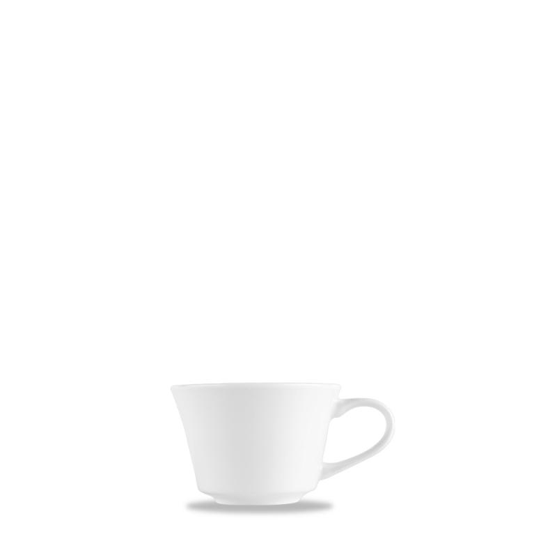 Alc Ambience White Fine Coffee Cup 3Oz Box 6