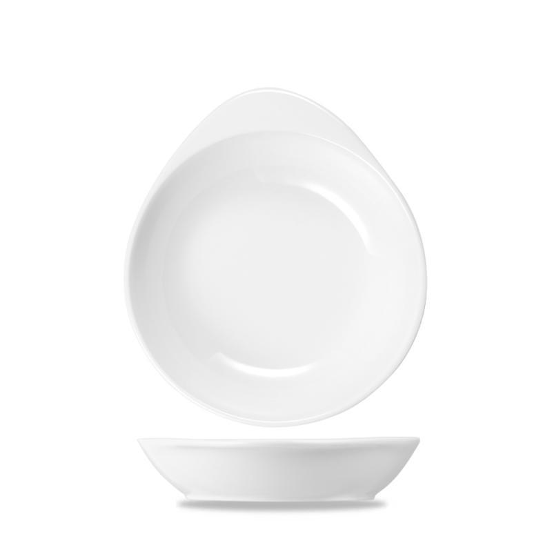 """Alc Cook/Serve  Round Dish (No. 8) 5.75"""" Box 12"""