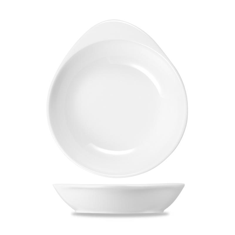 """Alc Cook/Serve  Round Dish (No. 9) 6.75"""" Box 12"""