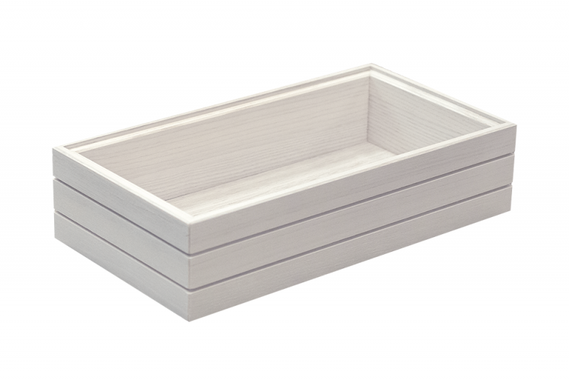 Stackable GN1/3 box