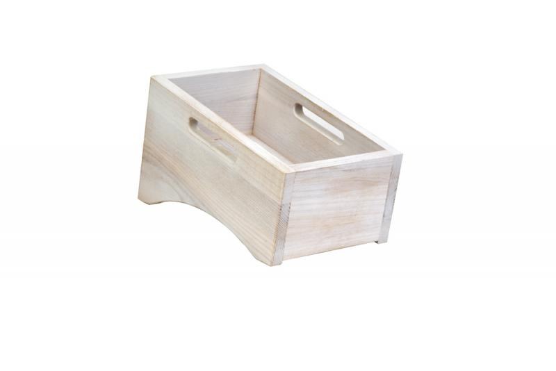 Tilted Cutlery Box