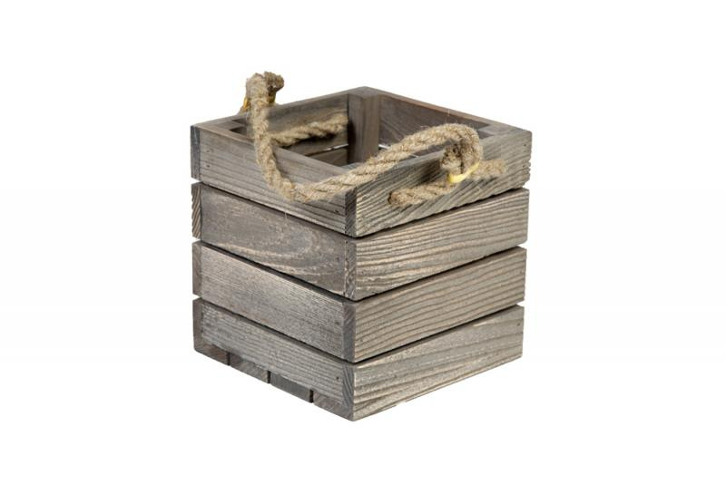 Cutlery Box with Rope