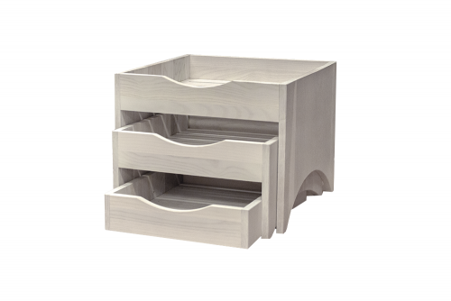 3 Tray Display Stand
