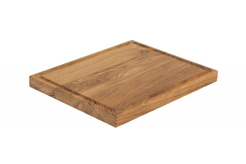 Board with a Groove