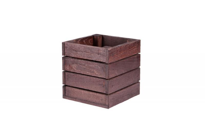 Oak Riser/Cutlery Box