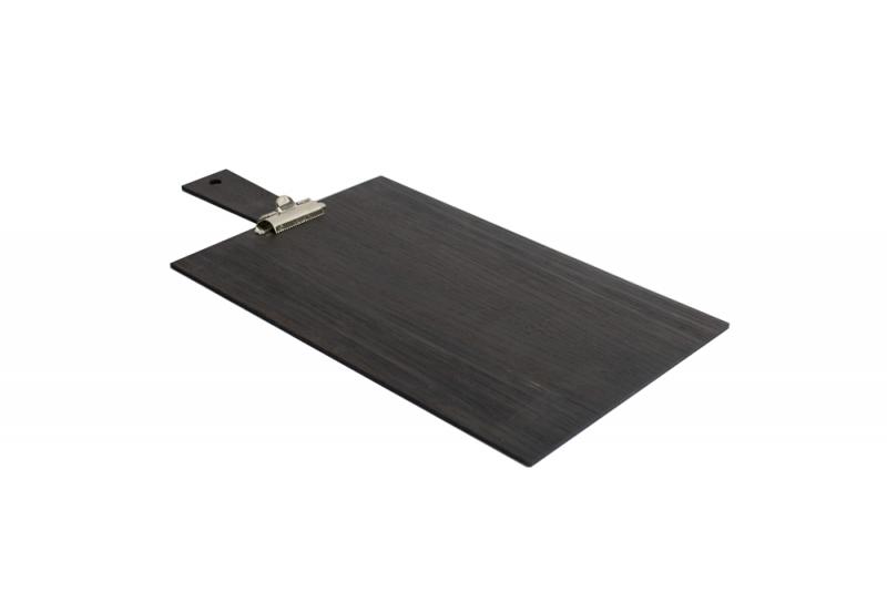 Menu board with handle A4