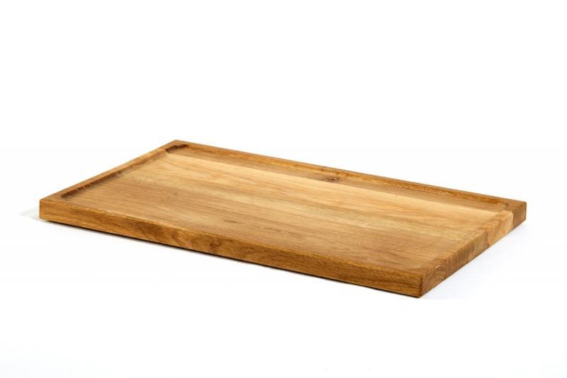 Oak Board with Edge