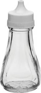 Salt Pot White Plastic Top48