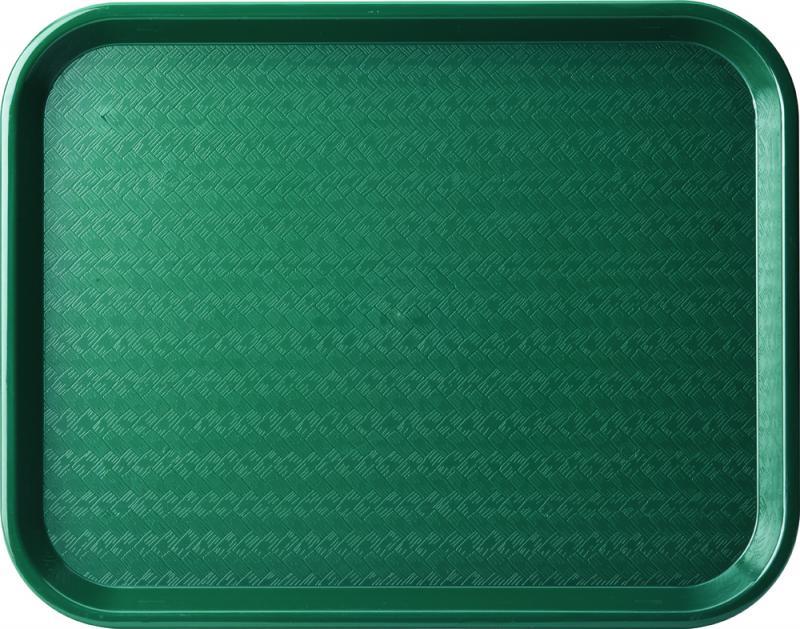 "Green Cafe Tray 14 x 10"" (36 x 26cm)24"