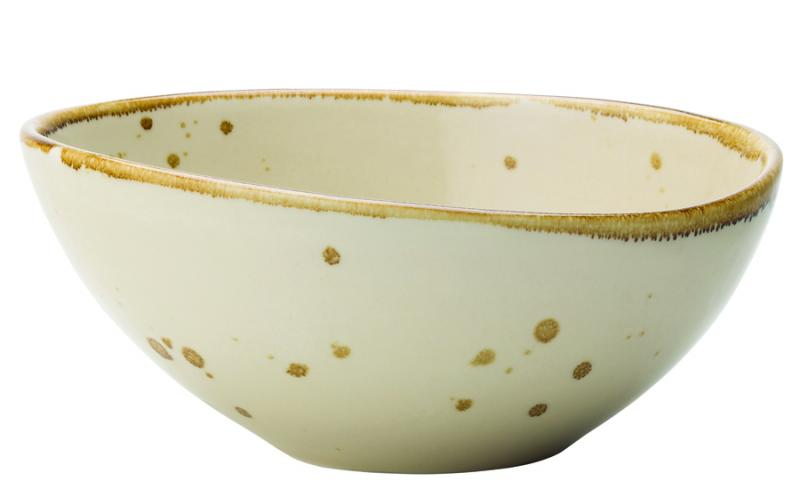 "Earth Linen Bowl 8.5"" (21.5cm)"