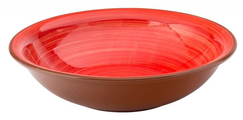 "Salsa Red Bowl 8"" (20.5cm)12"
