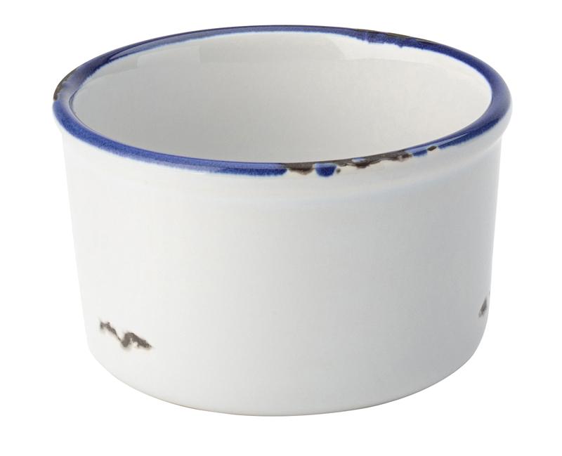 "Avebury Blue Ramekin 3.5"" (9cm)"