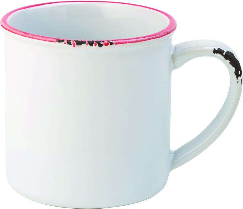 Avebury Red Mug 10oz (28cl)